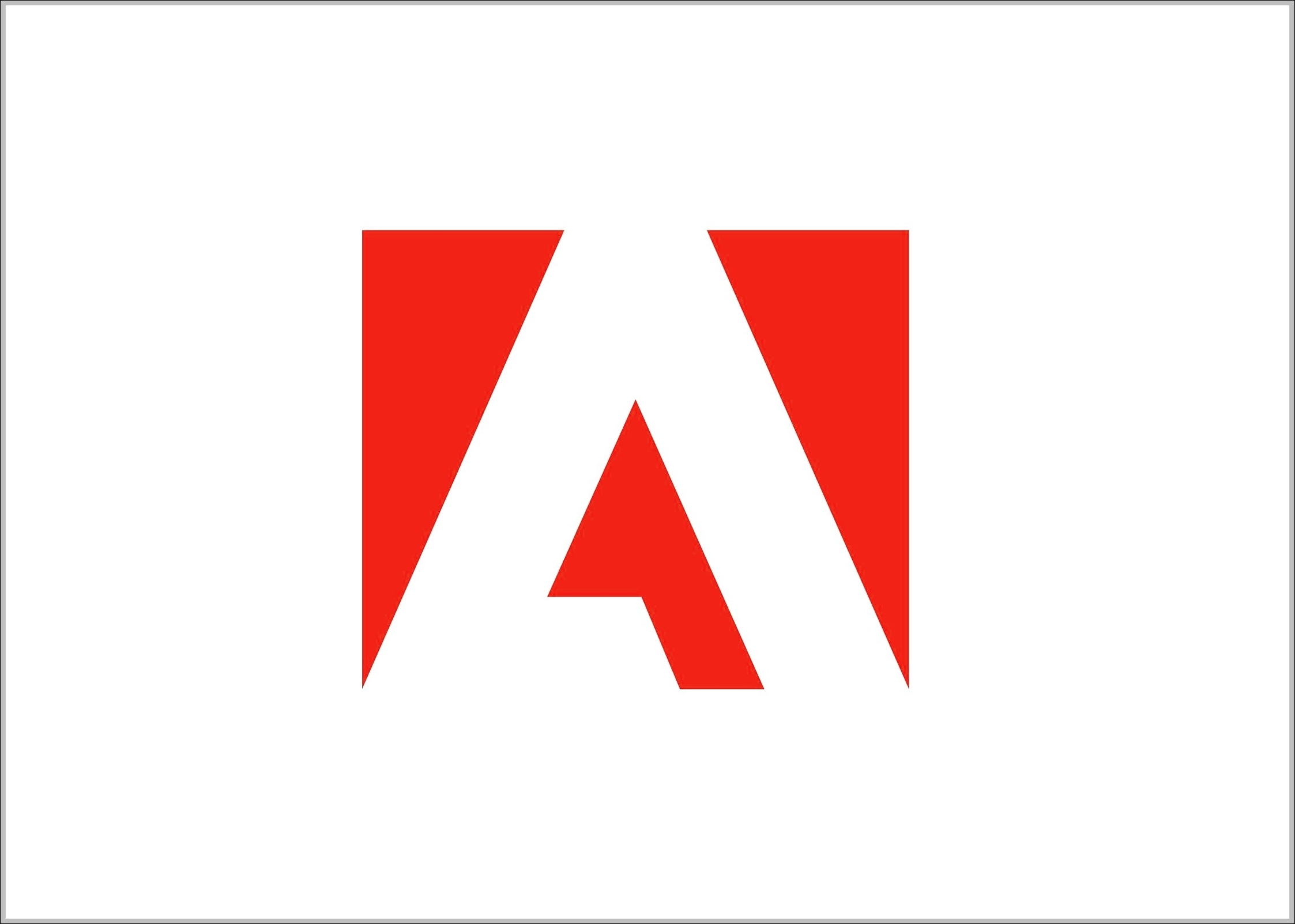 adobe logo logo sign logos signs symbols trademarks of
