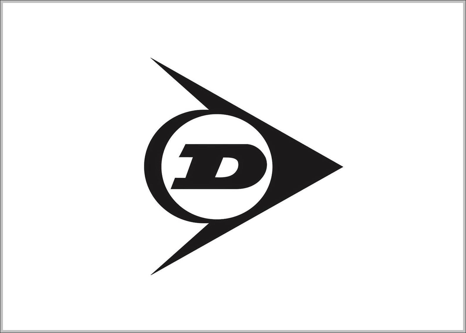 Dunlop flying d logo logo sign logos signs symbols trademarks dunlop flying d logo thecheapjerseys Images