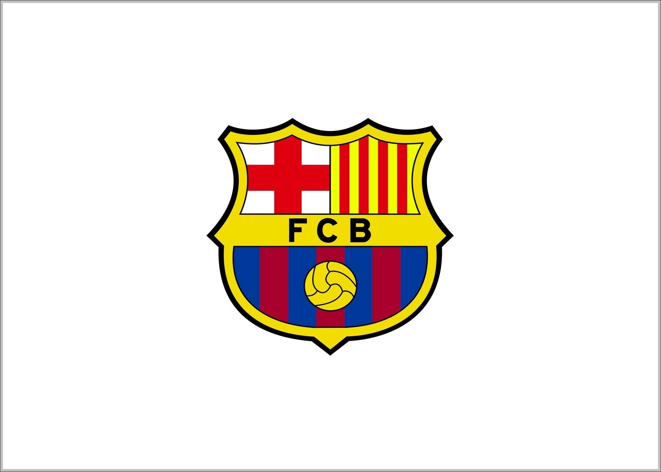 Fc barcelona logos logo sign logos signs symbols trademarks of
