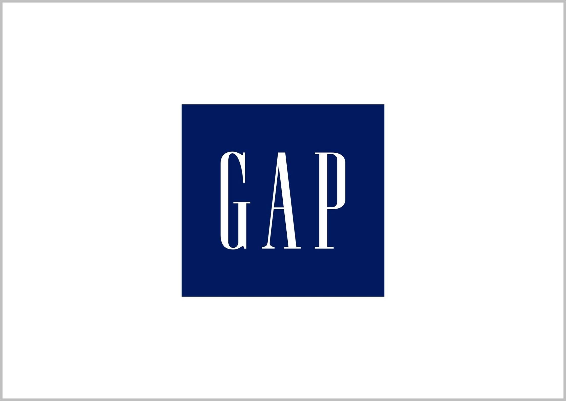 gap trademark | Logo Sign - Logos, Signs, Symbols ...