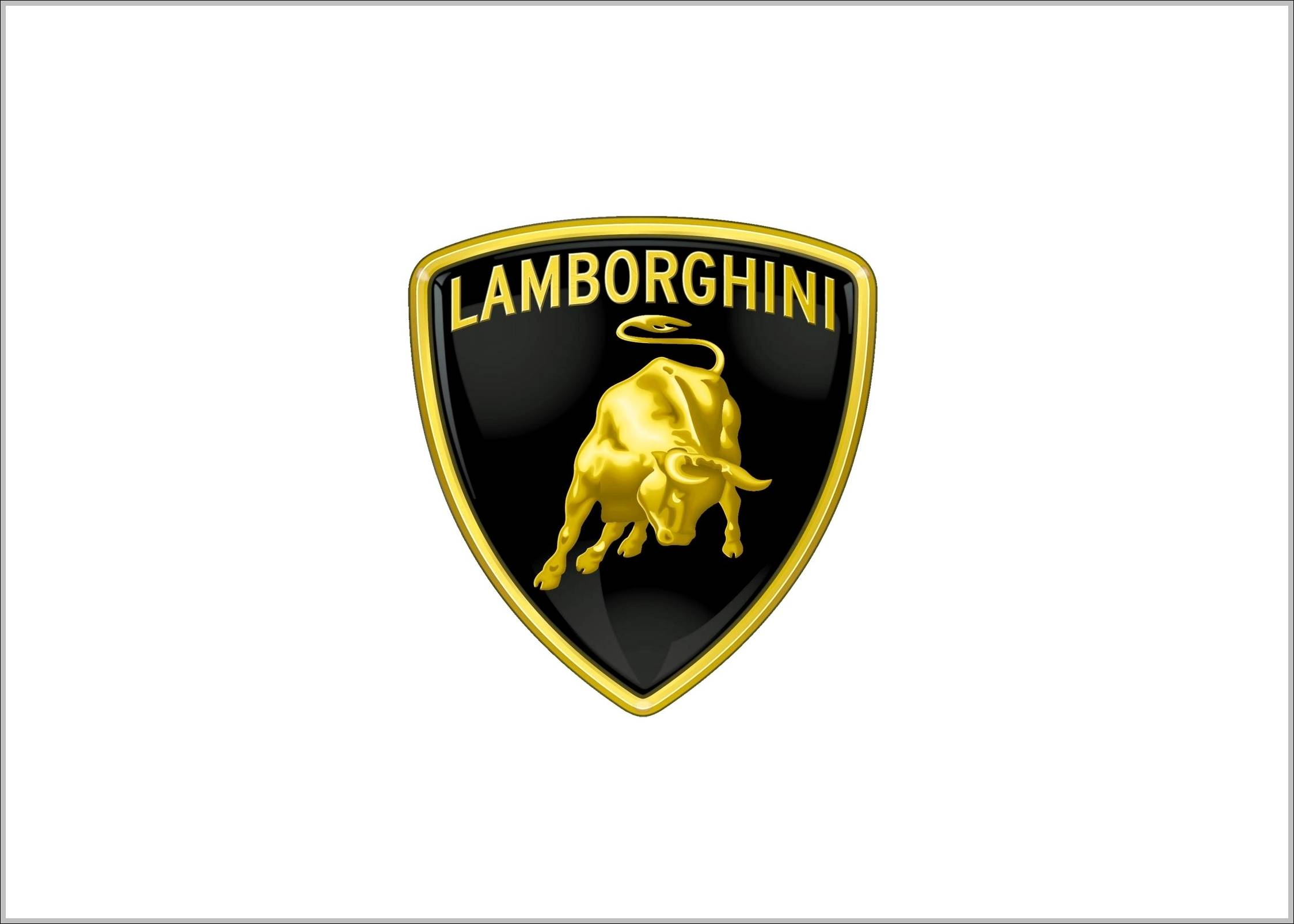 Lamborghini Logo Logo Sign Logos Signs Symbols Trademarks Of