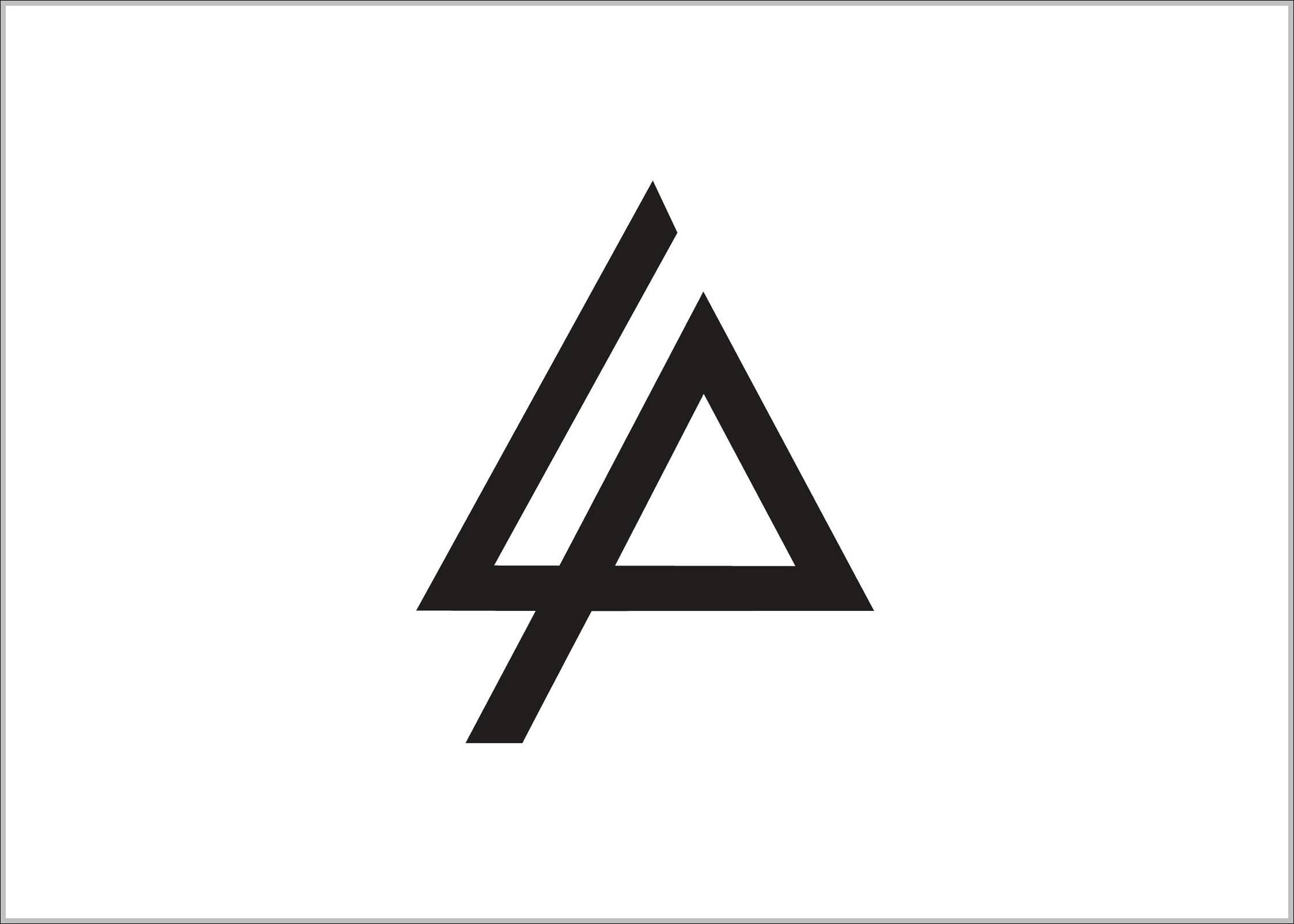 Linkin park logo logo sign logos signs symbols trademarks linkin park logo biocorpaavc