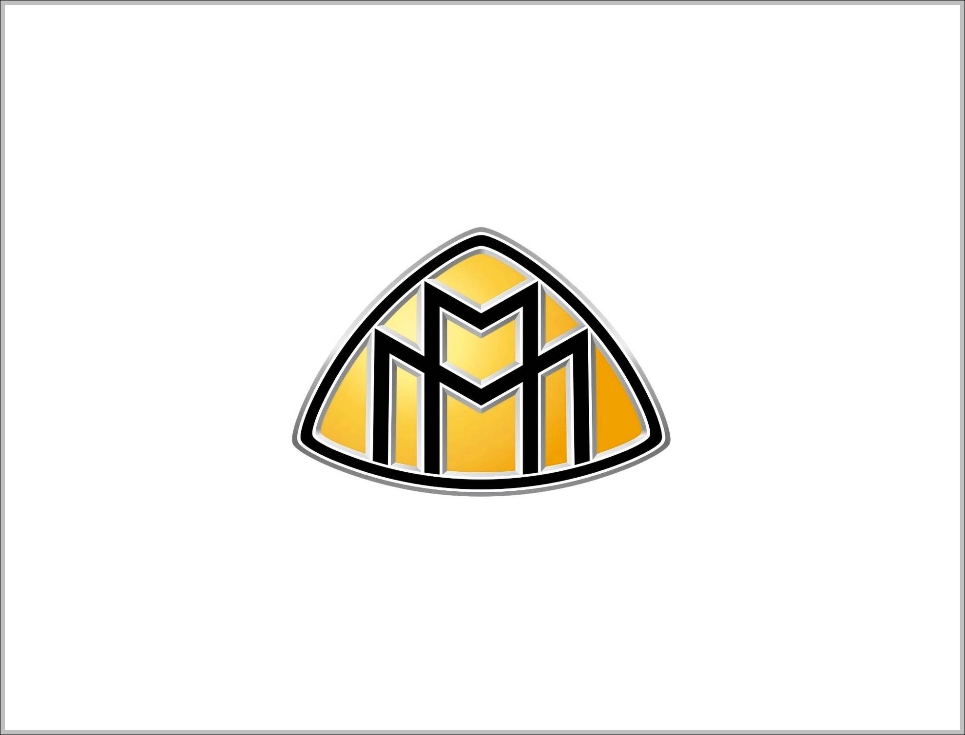 Maybach Symbol >> Maybach Logo Triangle Logo Sign Logos Signs Symbols