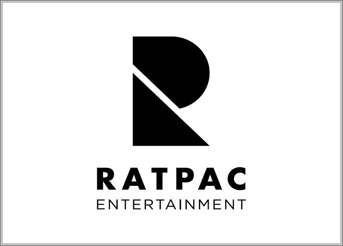 Ratpac Entertainment Sign Logo Sign Logos Signs