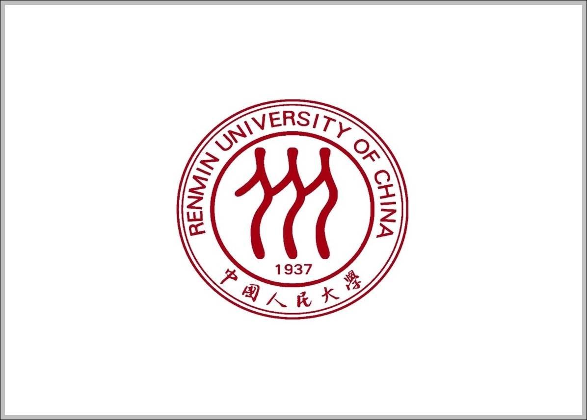 Renmin University of China logo