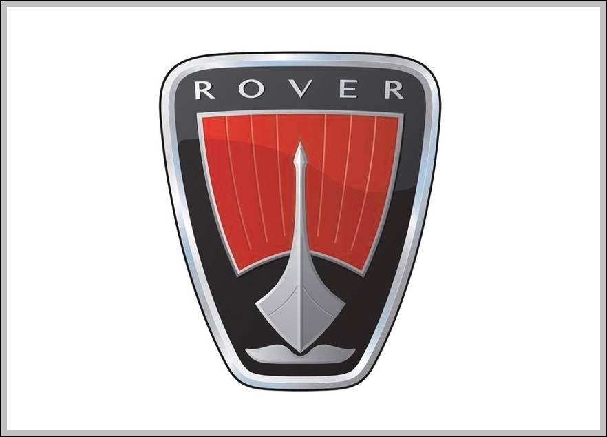 Rover logo 2003 2005