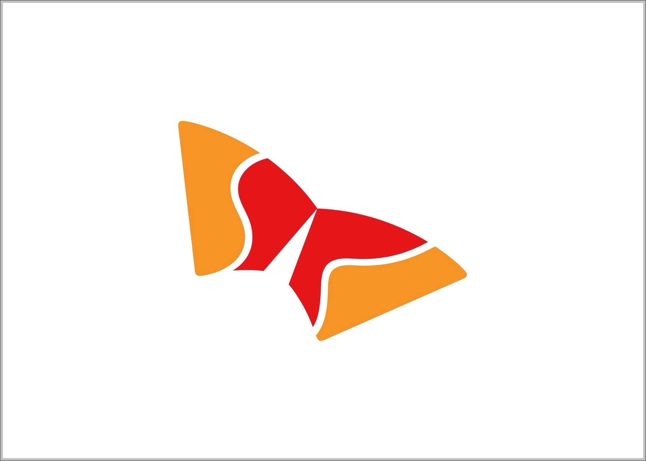 SK group logo butterfly