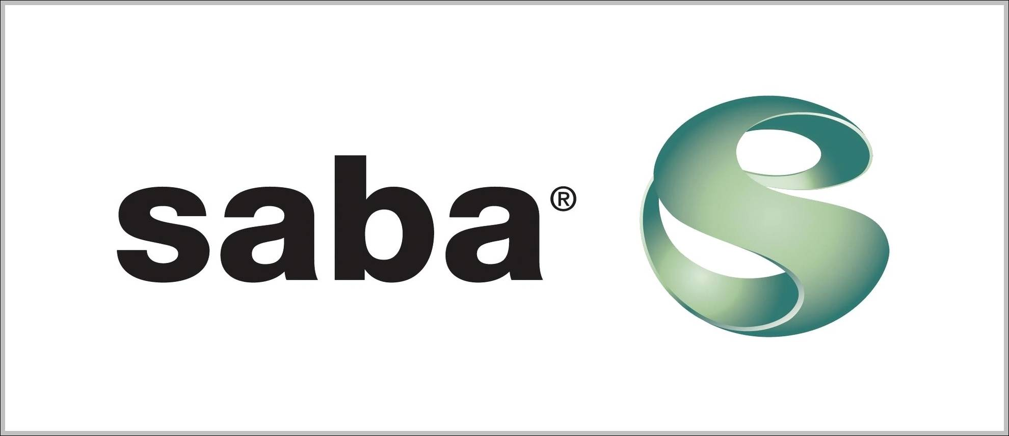 Saba logo old
