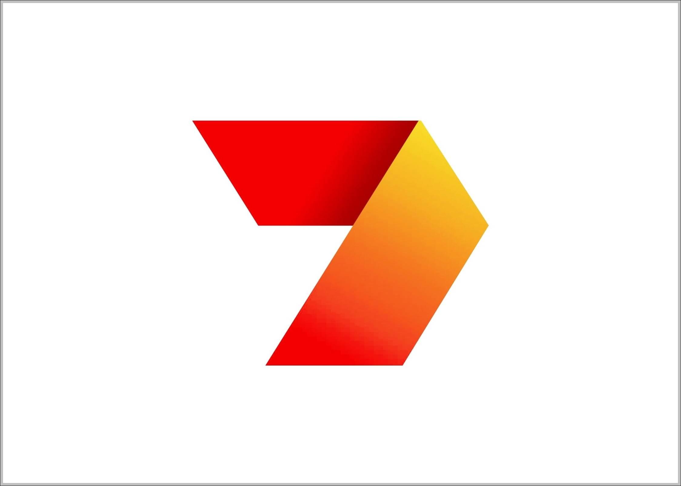 Seven Network logo previous