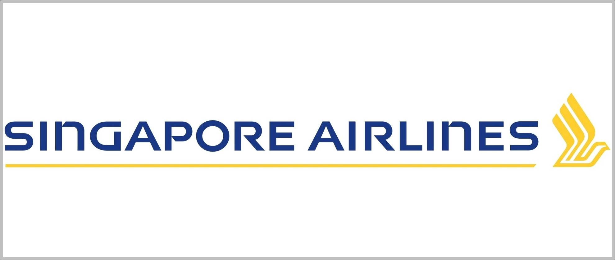 Singapore Airlines logo horizontal