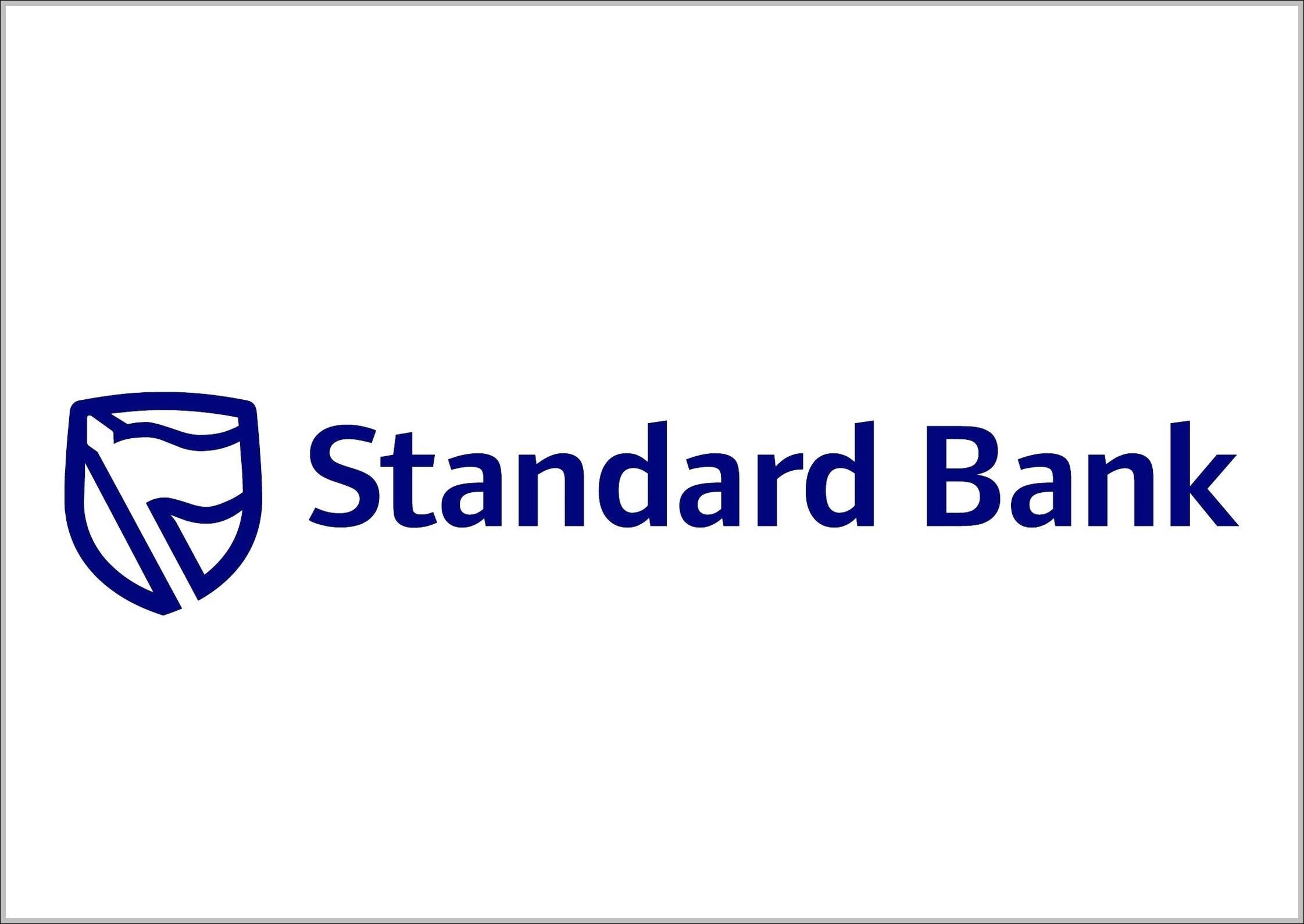 Standard Bank sign