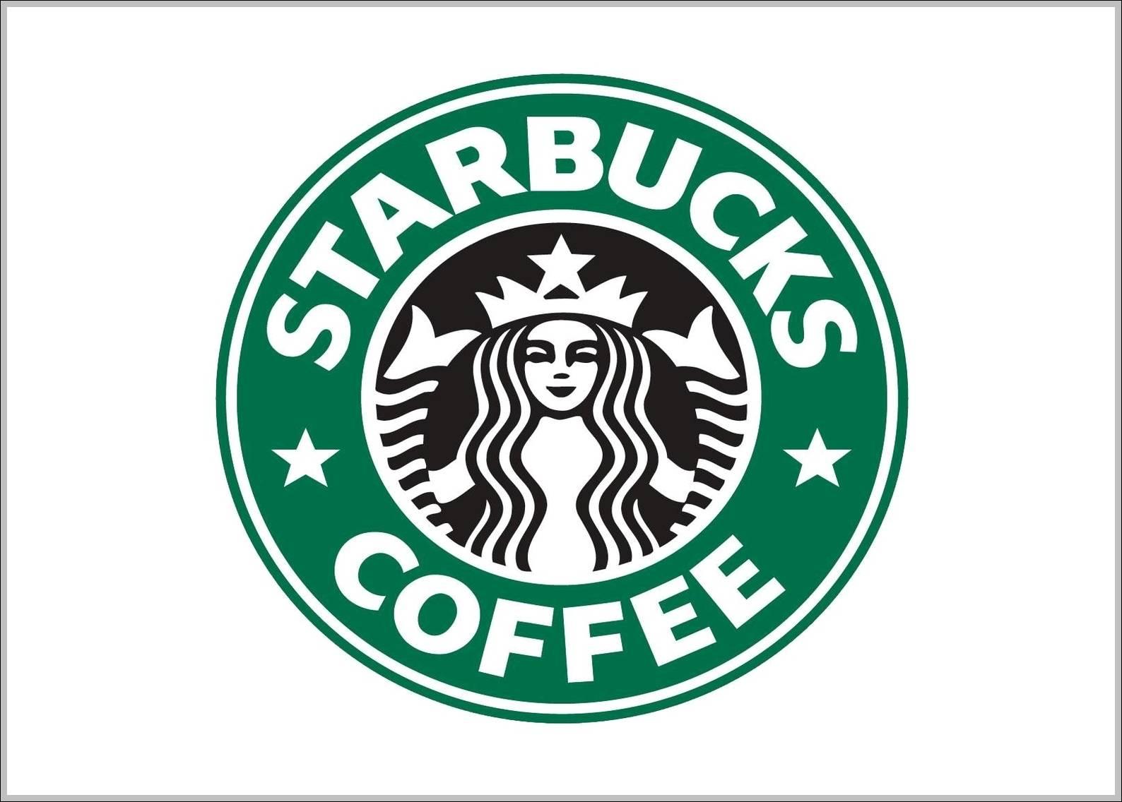 Starbucks logo old