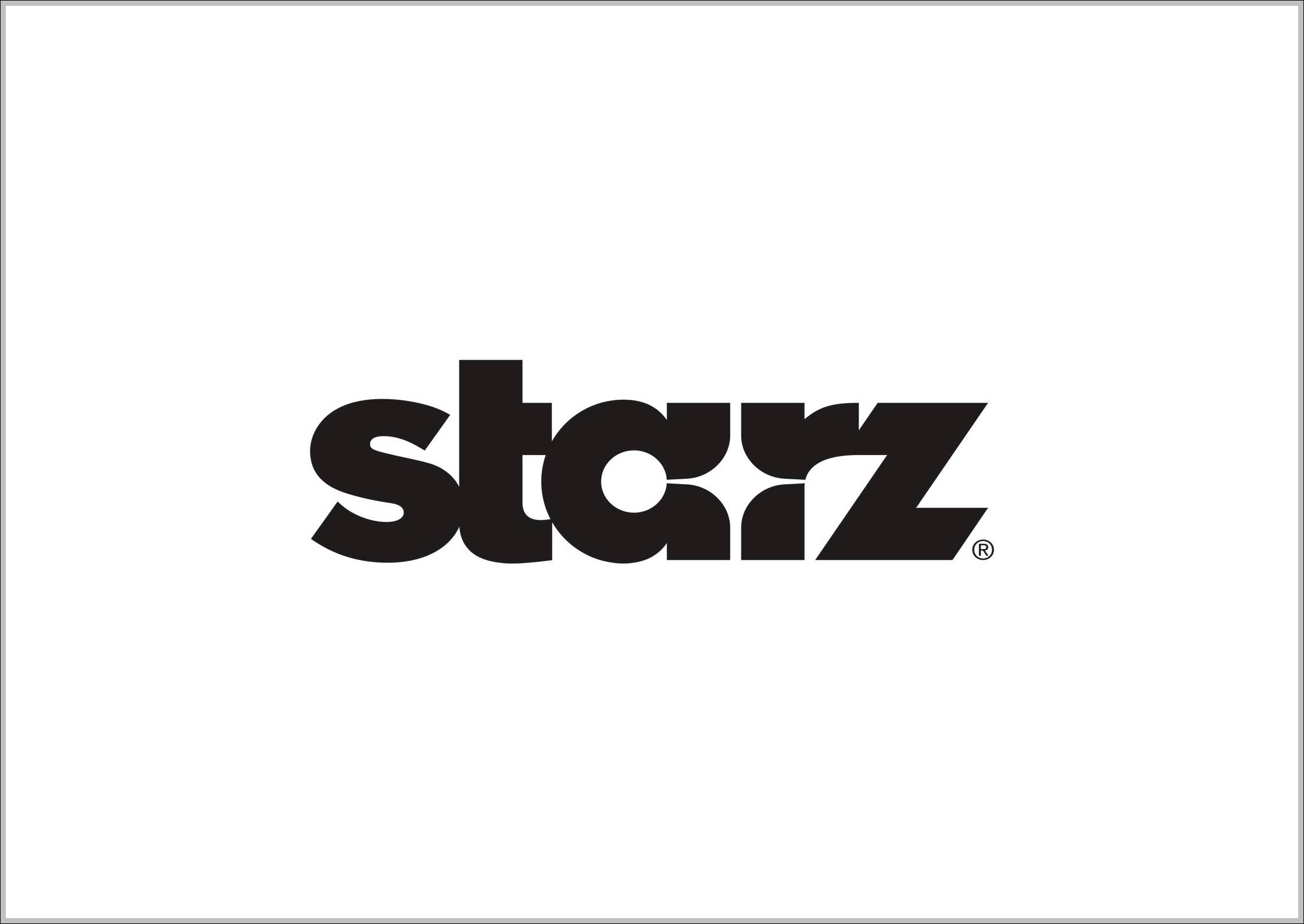 Starz logo 2008