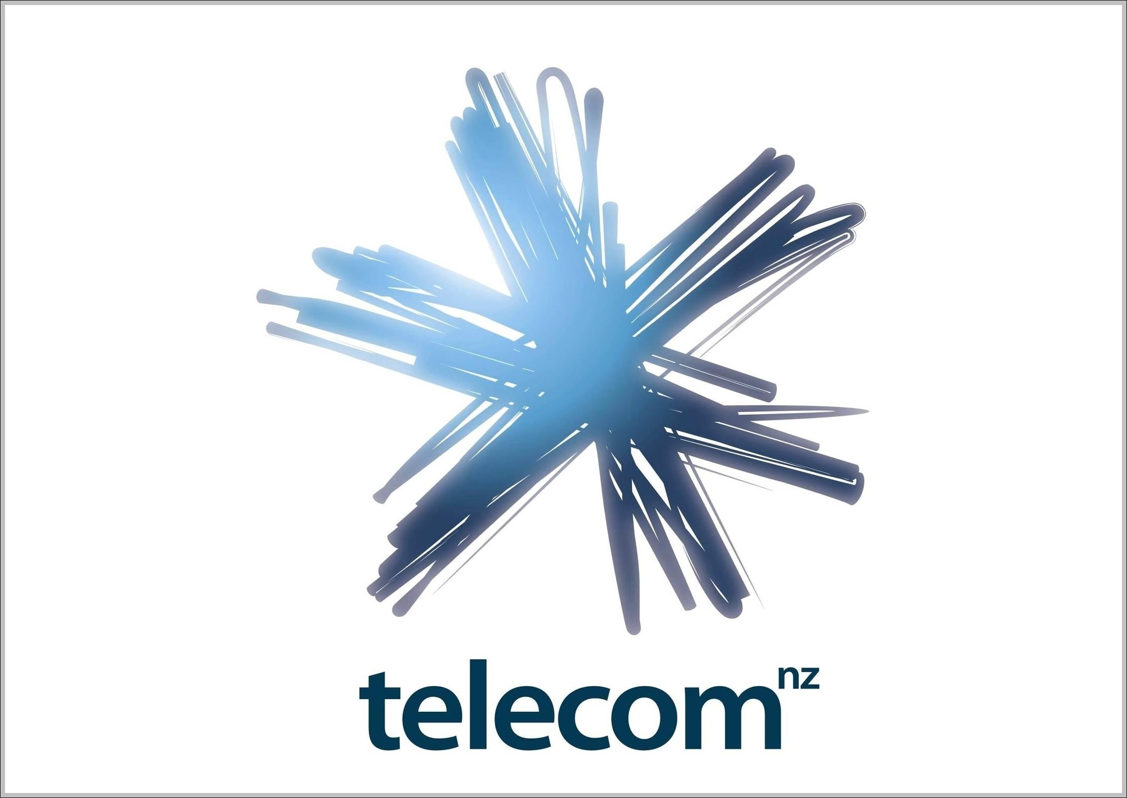 Telecom NZ logo