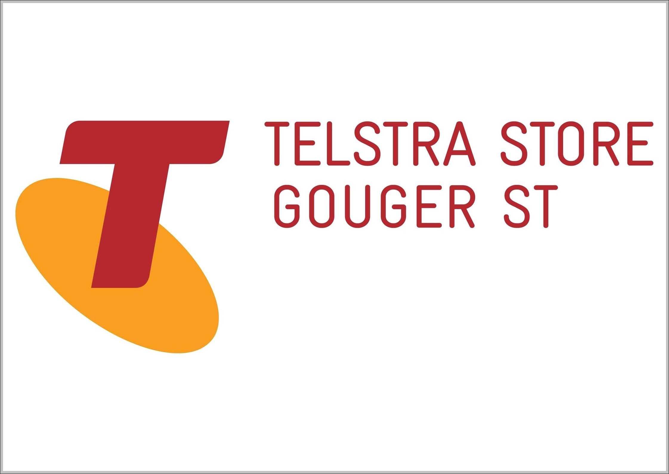 Telstra logo 2011 Orange