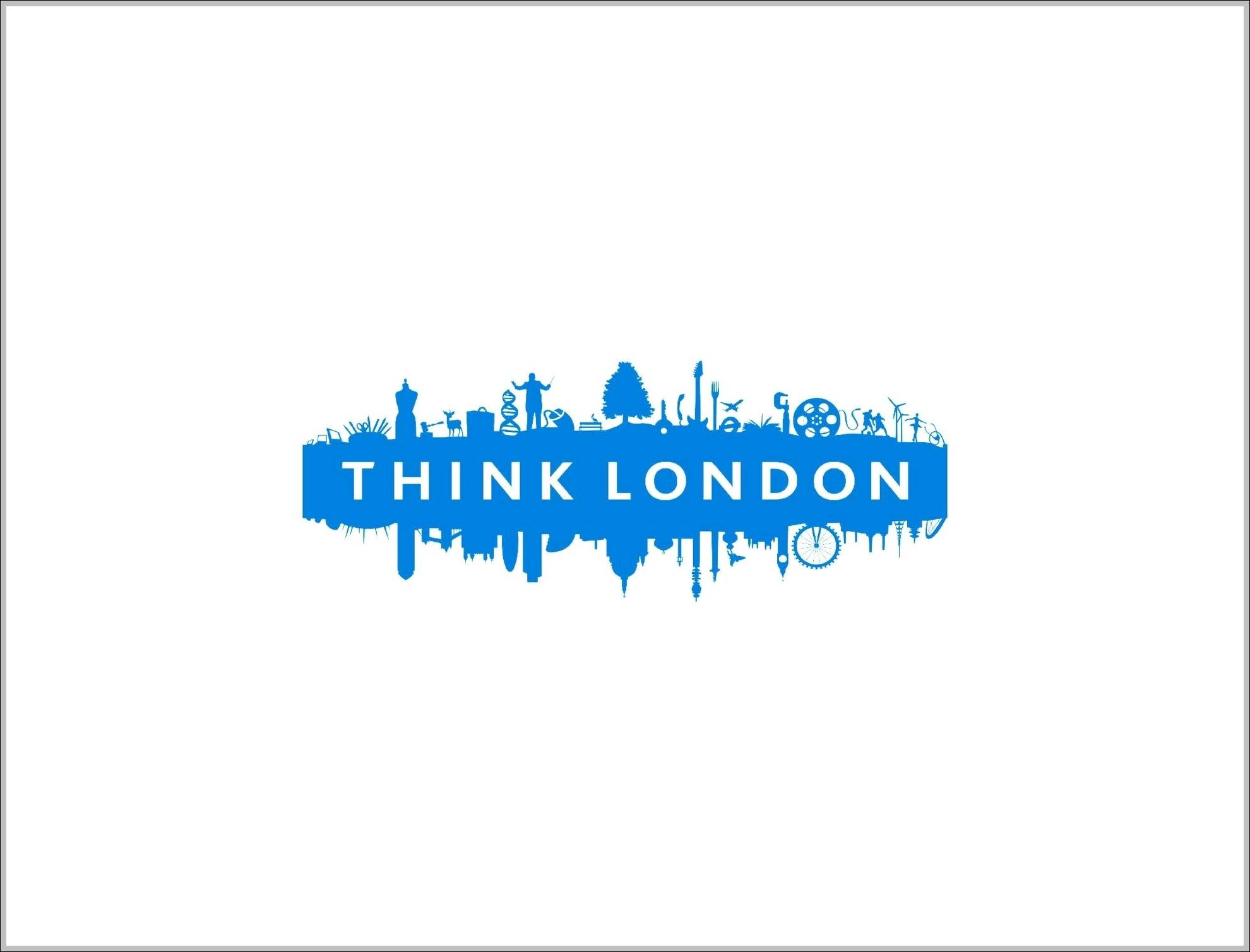 Think London logo