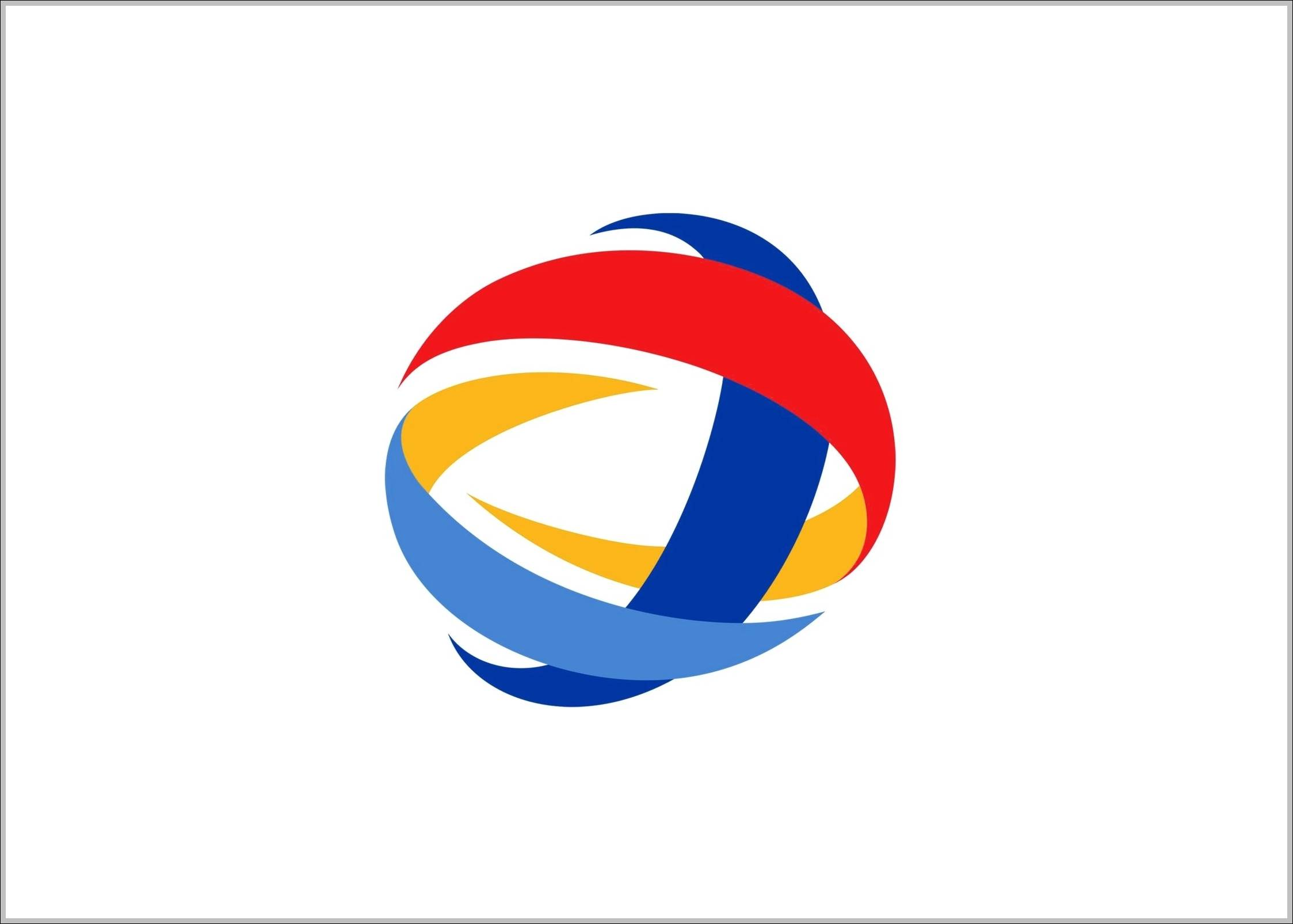 Total logo earth