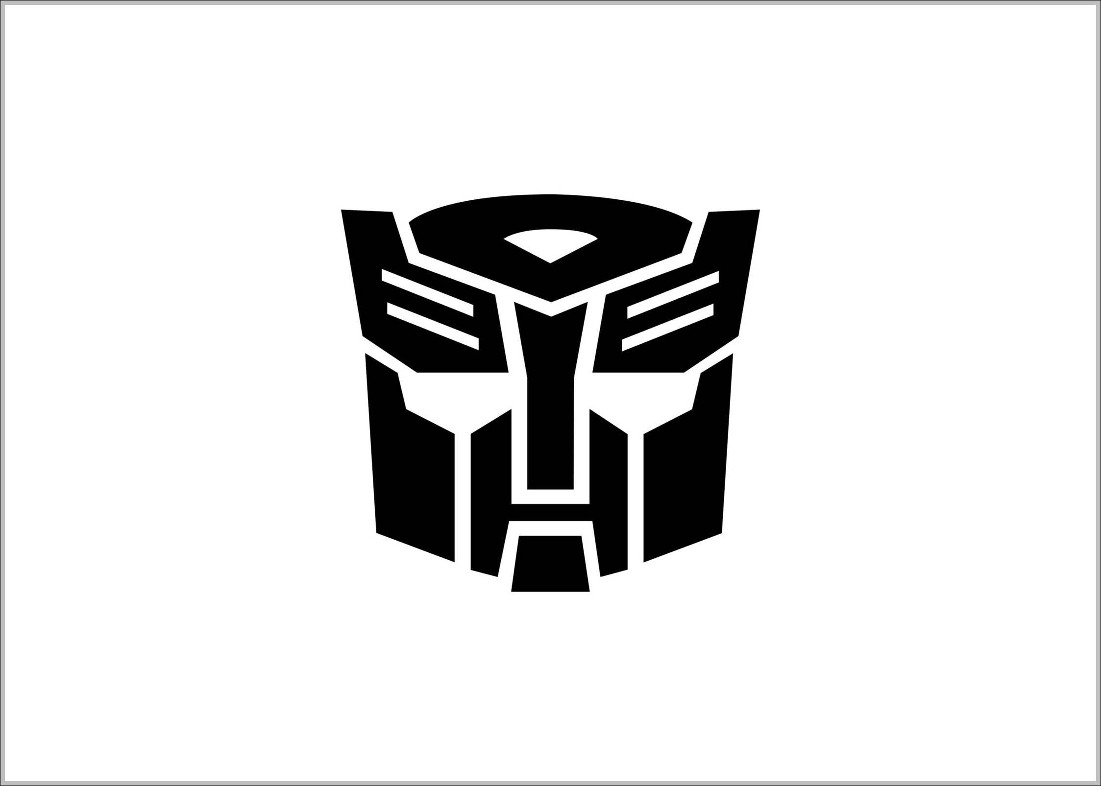 Transformers Logo Autobots Symbol Logo Sign Logos Signs