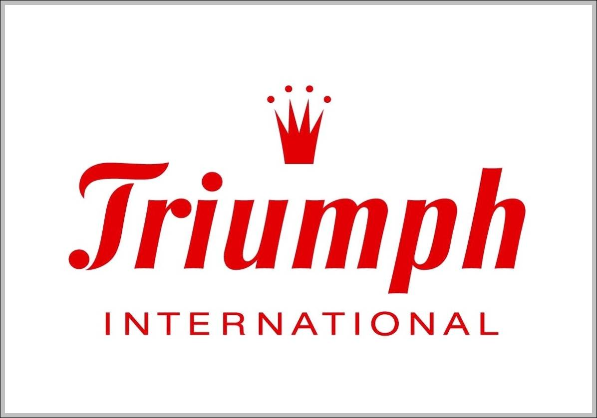 Triumph logo old