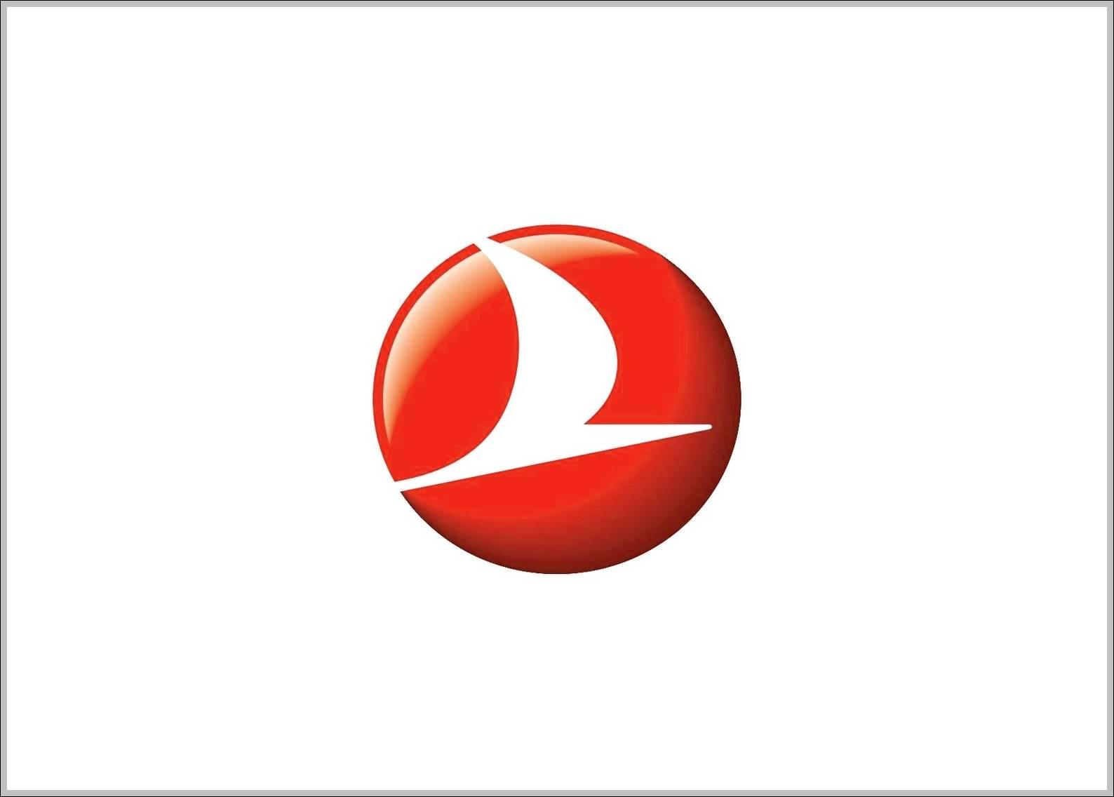 Turkish Airlines Logo Logo Sign Logos Signs Symbols