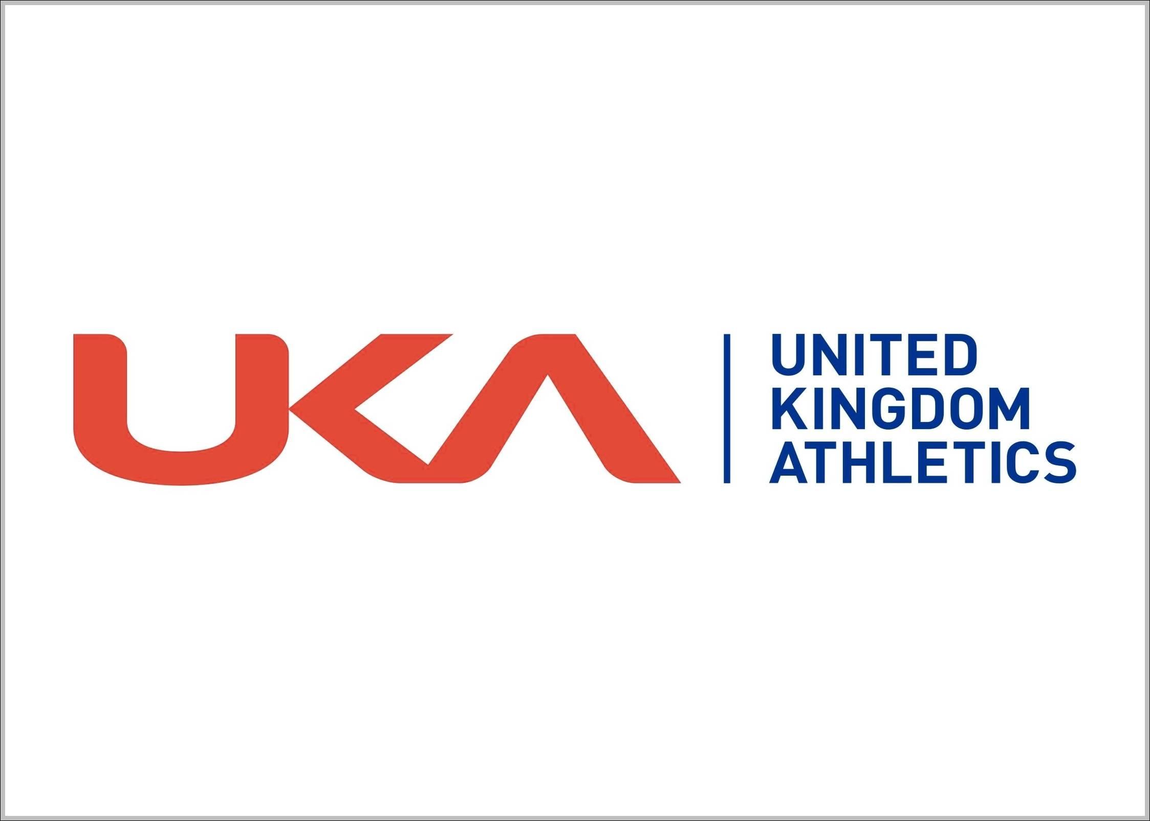 UK Athletics logo