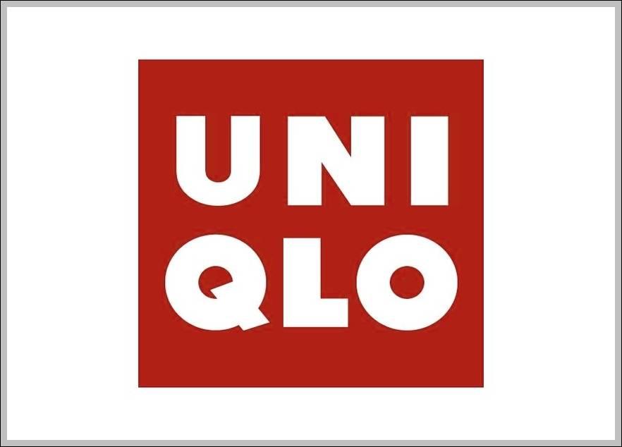 UNIQLO logo old