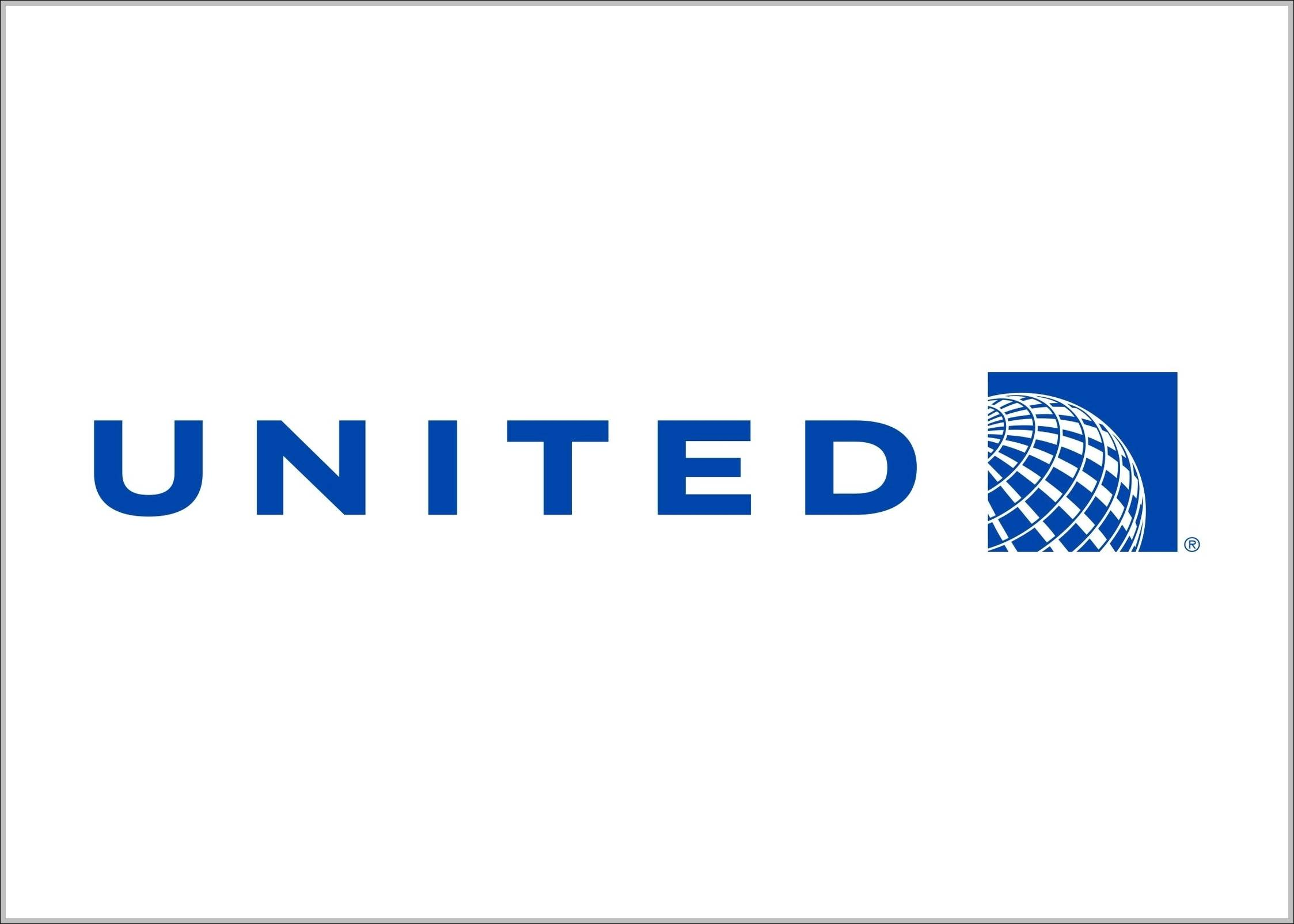 United Airlines 2010 logo