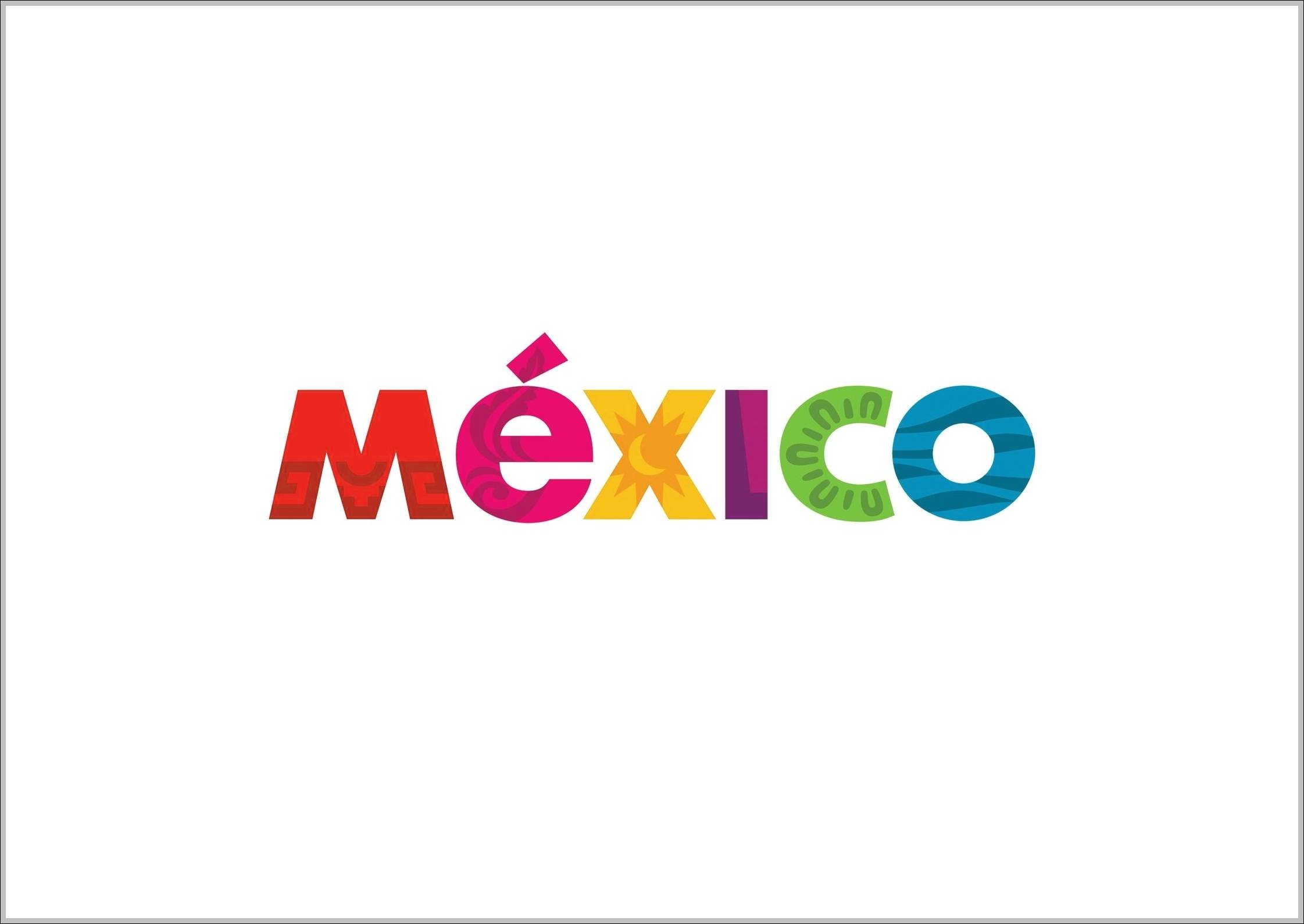 Visit Mexico logo