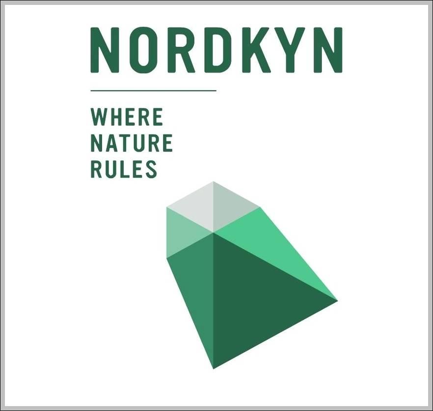 Visit Nordkyn sign