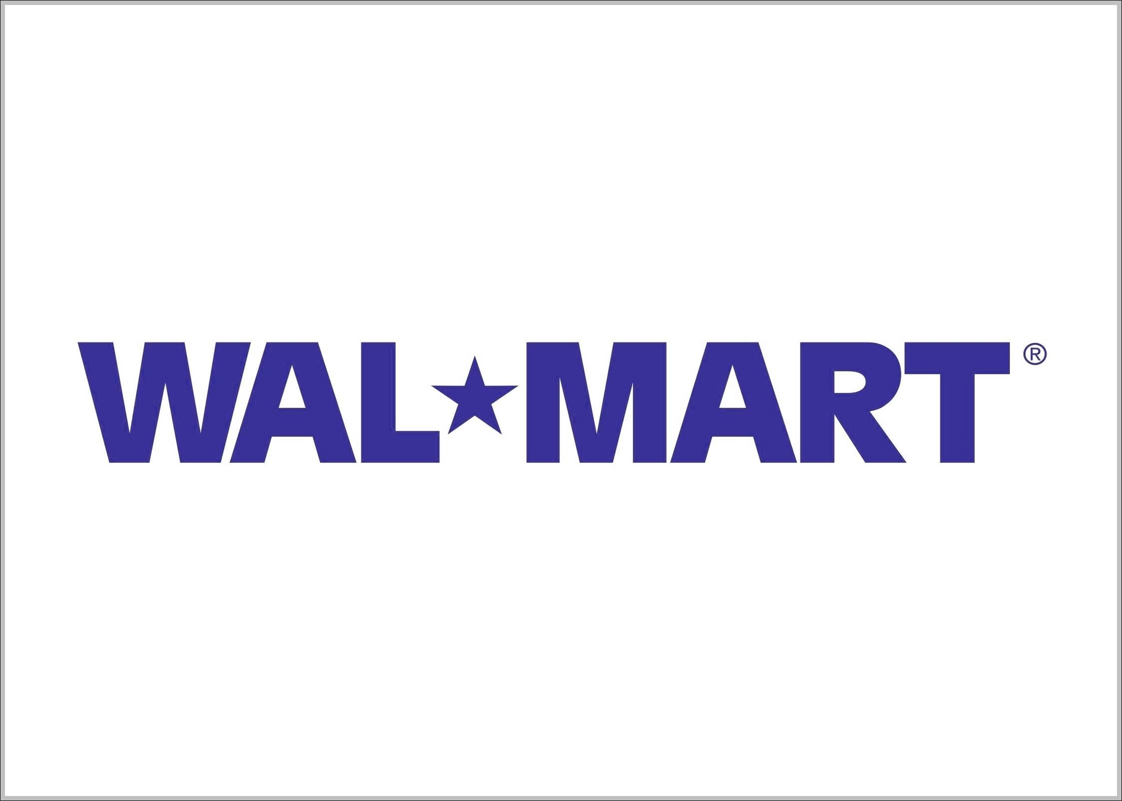 Wal Mart logo old