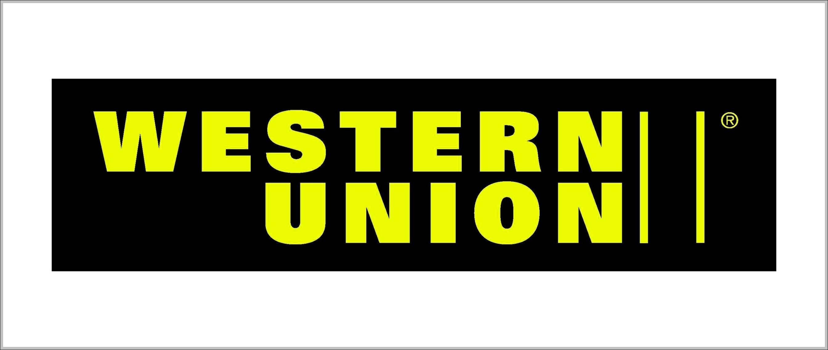 Western Union logo old