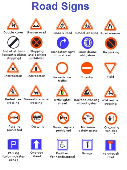 road signs logo sign logos signs symbols trademarks of
