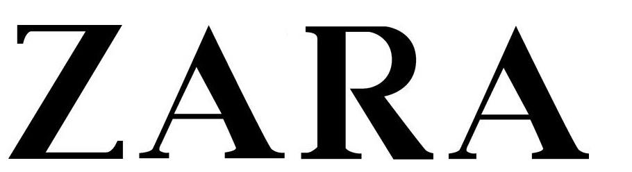 zara logo logo sign logos signs symbols trademarks of companies and brands. Black Bedroom Furniture Sets. Home Design Ideas