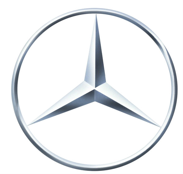 mercedes benz logo sign logos signs symbols